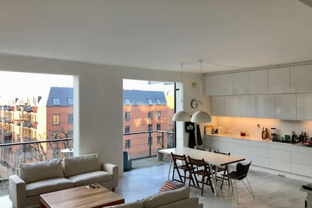 Exclusive apartment in Central CPH - Copenhague - Appartement