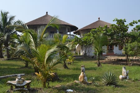 Delabeach   Beachhouse ,near Accra - Cottage