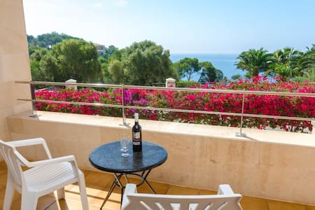 Apartment with big terrace with sea view - Santanyí - Wohnung
