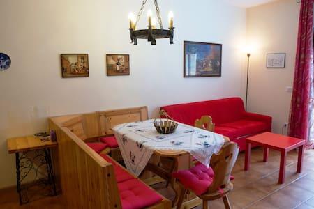 Appartamento Erica ad Andalo affitto a settimana - Andalo - Wohnung