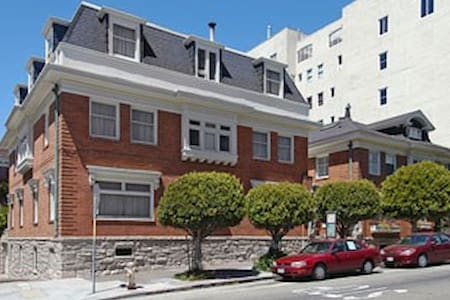 Jackson Court 1 - San Francisco - Bed & Breakfast