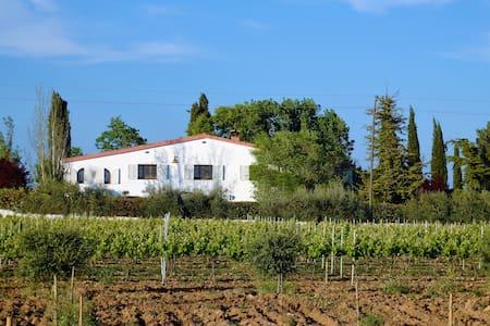 Finca La Caseta - Penedés country guest house - House