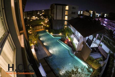 HOC1 Daily Apartment Chiang Mai CMU - Su Thep - Apartment