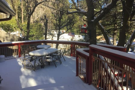 THE TREEHOUSE AT LAKE GREGORY - Crestline