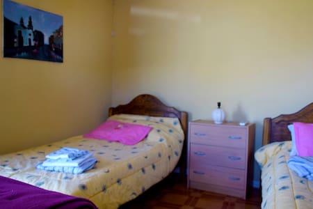 Habitacion/room Las Cruces Casa Barco - Las Cruces - Bed & Breakfast