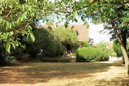 Maison proche Loire et Châteaux - Huis