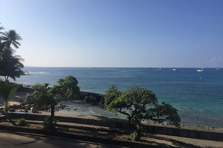 Steps to the Ocean in the Middle of it All - Kailua Kona - Apartment