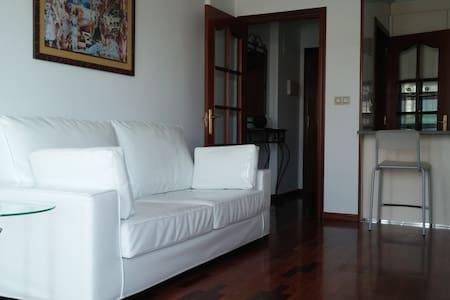 Precioso y centrico apartamento con garaje - Ourense - Apartamento