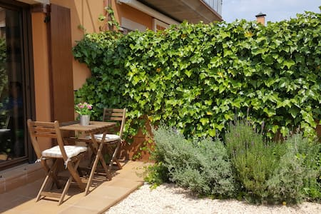 Nice house with garden y BBQ for 5 persons - Bellcaire d'Empordà - Rumah bandar