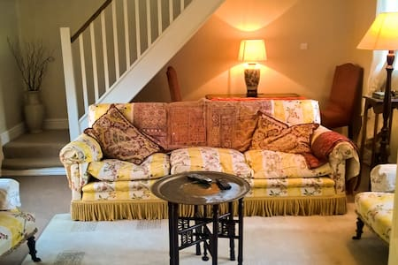 Charming and airy country cottage - Burnham - House
