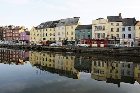 The Heart Of Cork City - Cork - Appartement