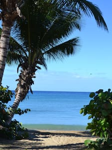 Budget in Rincon steps from beach!