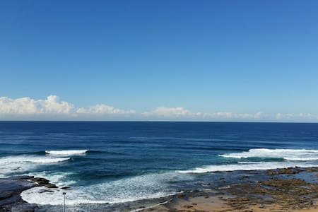 Brilliant ocean views - Newcastle East - Hus