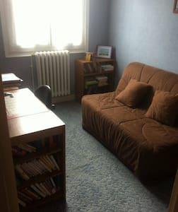 Chambre dans une maison près de la plage à Larmor. - Larmor-Plage - Ev