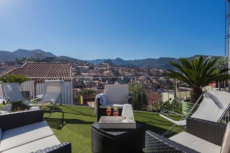 Maison de Village, Jardin Secret - Cuglieri - Casa