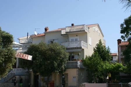 One bedroom apartment with terrace and sea view Mandre, Pag (A-205-a) - Mandre