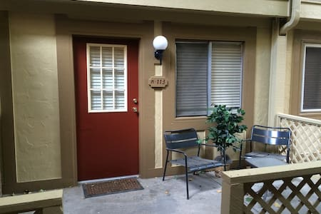 Cute condo close to campus - Boulder - Lejlighedskompleks