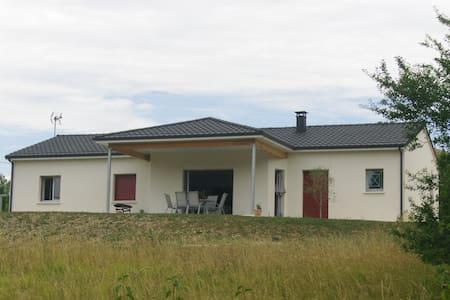 Périgord Maison neuve contemporaine 10 couchages - Hus