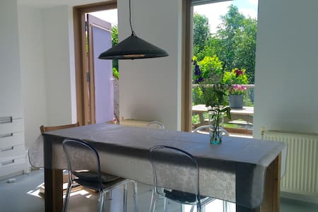 Laid back town house with garden and terrace! - Sorház