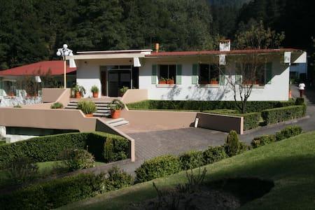 Hotel el Paraíso - Mineral del Chico - Andre