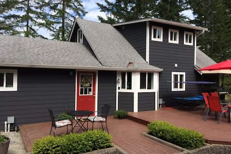 1 mile from Dwntn Gig Harbor 3BDRM - Σπίτι