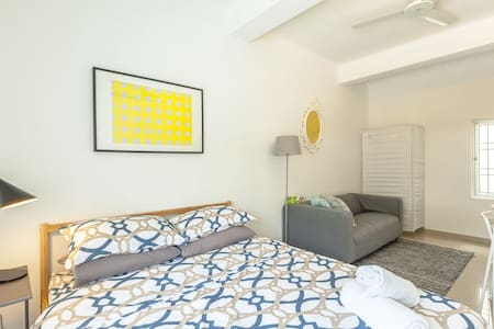 Cozy Comfortable Room at City Area - Apartment
