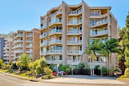 Room with wonderful garden view - Gosford - Apartment