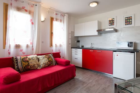 Rosso di sera - Red passion x 2 - Appartement