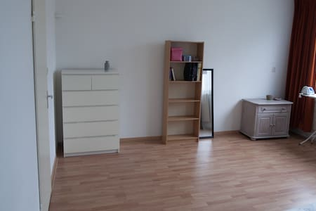 Spacious room for rent in Amsterdam-Noord - Apartment
