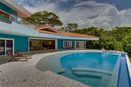 Breathtaking Ocean View Villa - Naranjo Beach