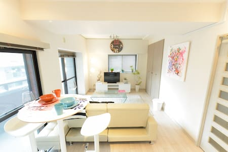 ☆BEST LOCATION☆ in Central Fukuoka - Apartment