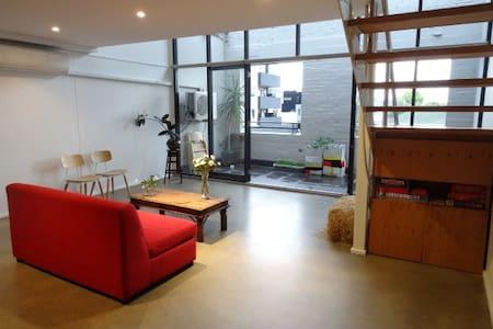 SB Room in Warehouse Apartment - Super Location! - Brunswick
