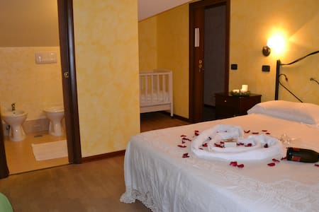 agriturismo S. Basilio, b&b, stanza 2 ° - Bed & Breakfast