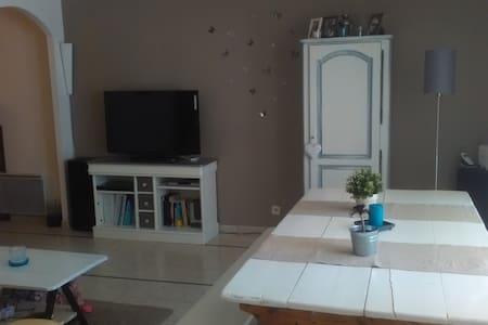 Location T2 meublé proche de St-Rémy et Avignon - Apartamento