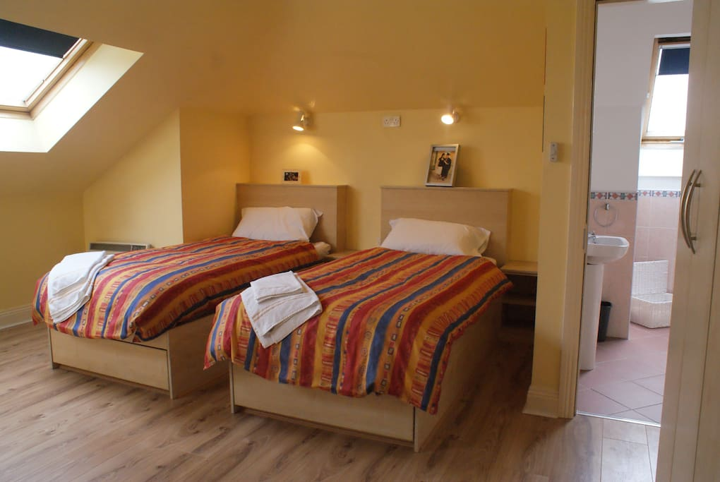 Glasan Holiday Village Apartment Twin Room En-Suite
