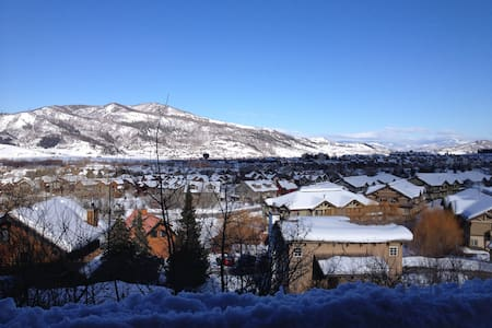 best views of steamboat springs! - Apartamento