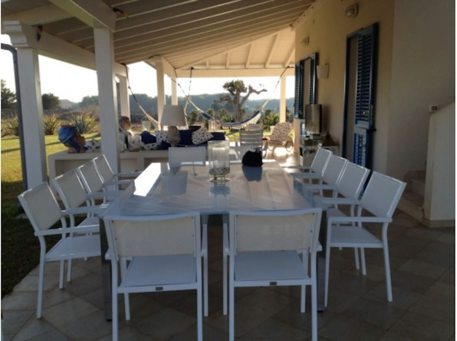outside area/terrazza