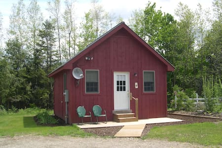 Guest House Cabin. Near Johnson.Breakfast included - Cambridge