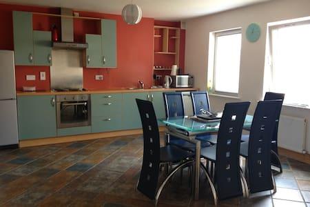 Trendy Spacious Modern Cork Home