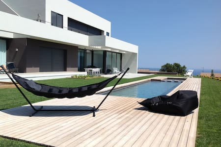 Modern design house with sea view, pool and garden - Begur