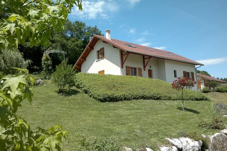 Very Beautiful villa near Annecy - Charvonnex