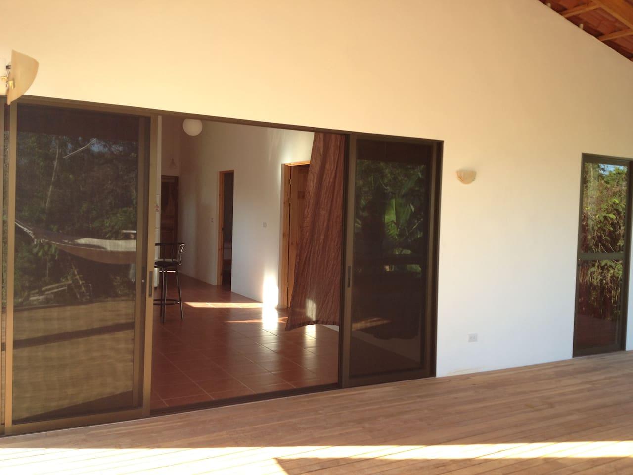 Montezuma House 2BR 2Bath A/C Wifi
