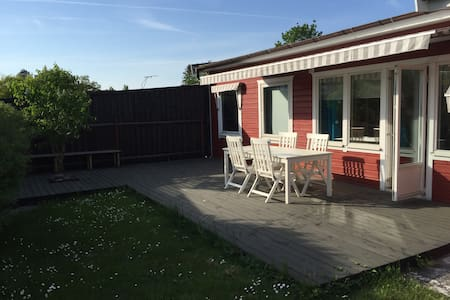 Townhouse in south Visby 3 bedrooms - Visby - House