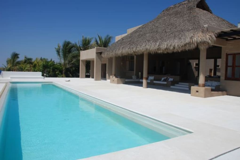 Casa Delirio-Enjoy the beach!