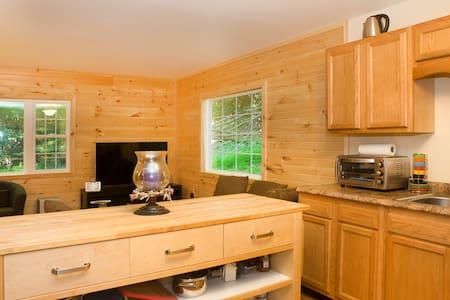Lost River WV 3-br 3-ba cabin (#B) - Lost River - Cabin