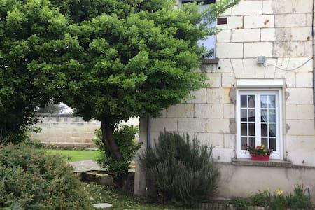 Maison de bourg avec jardin clos - Haus