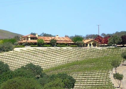 Vineyard Estate Near Wineries (Private Pool) - San Miguel