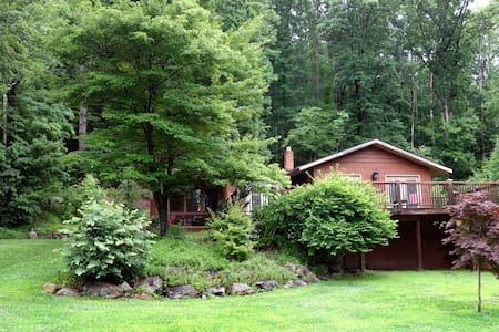 Charming Country Cottage - Hendersonville - Cabane