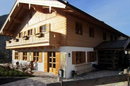 Chalet - Galeriewohnung Alpen - Apartment