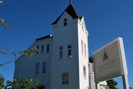 Villa Baltica - Garten-Appartement - Schönberg - Apartment